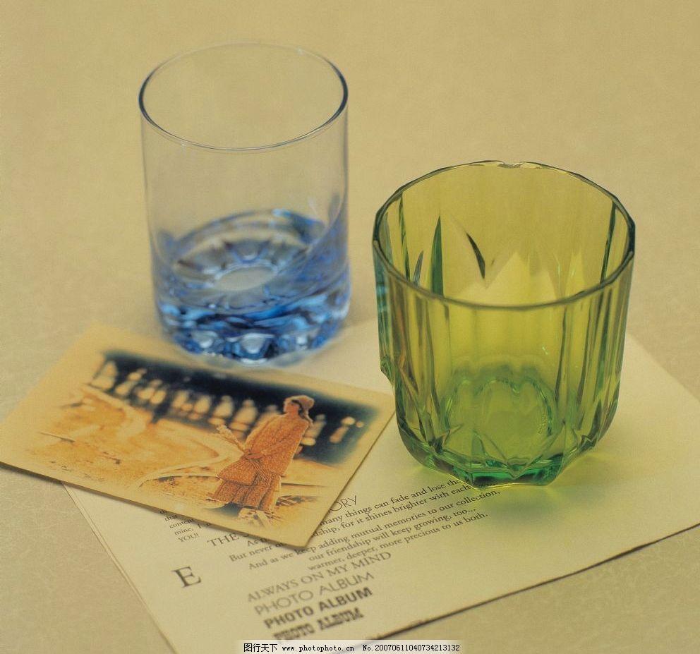 玻璃杯子图片