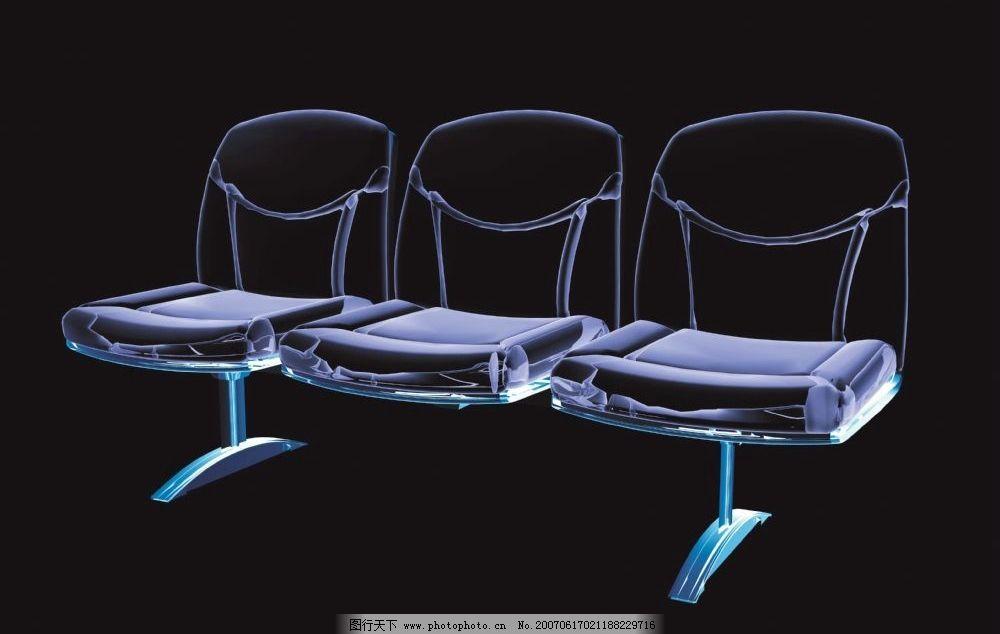 座椅透视图图片