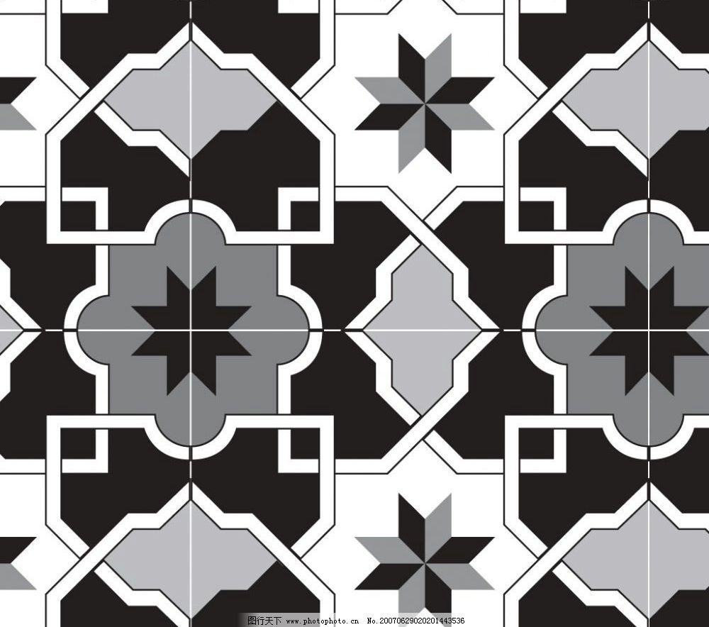 黑白矢量花纹 底纹 底纹图案 底纹矢量 底纹素材 矢量 花纹 花纹图案