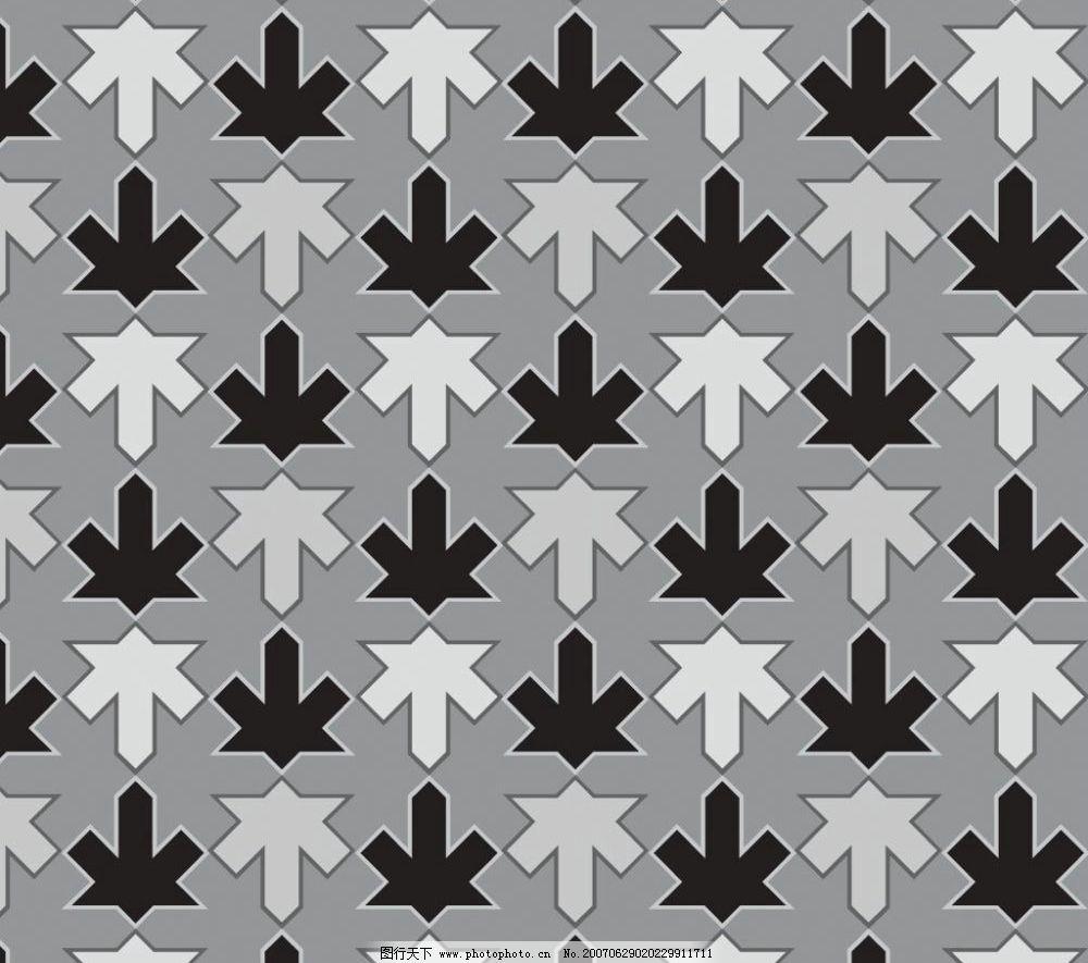黑白底纹素材 底纹 底纹图案 底纹矢量 底纹素材 矢量 花纹 花纹图案