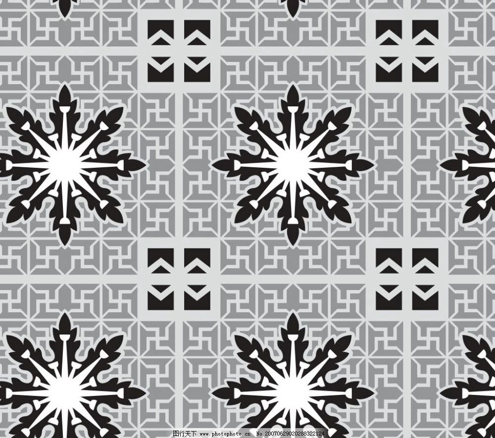 黑白底纹 底纹 底纹图案 底纹矢量 底纹素材 矢量 花纹 花纹图案 花